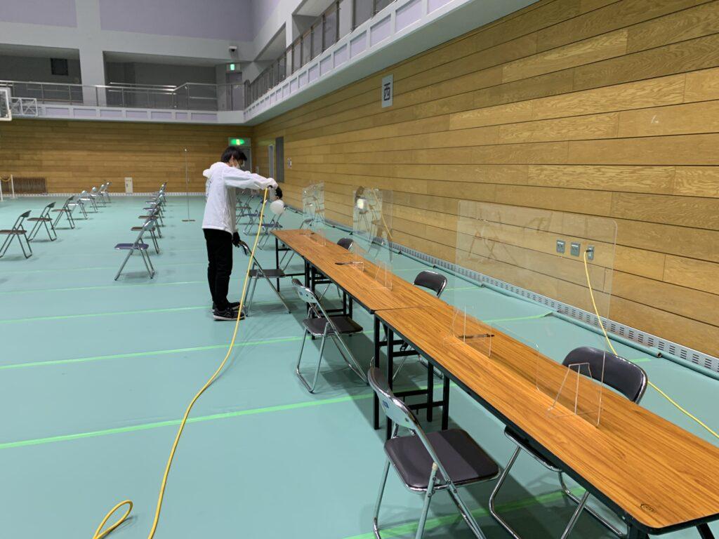 大阪市西成スポーツセンター09