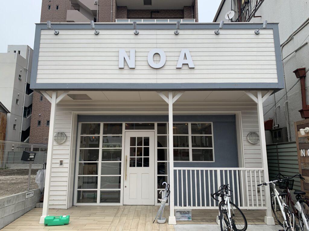 NOA都島店様外観